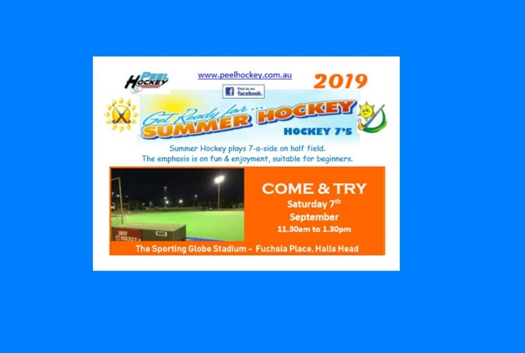 Come Try Summer 2019