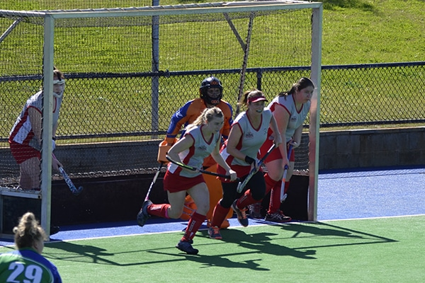 Ladies Hocky Mandurah