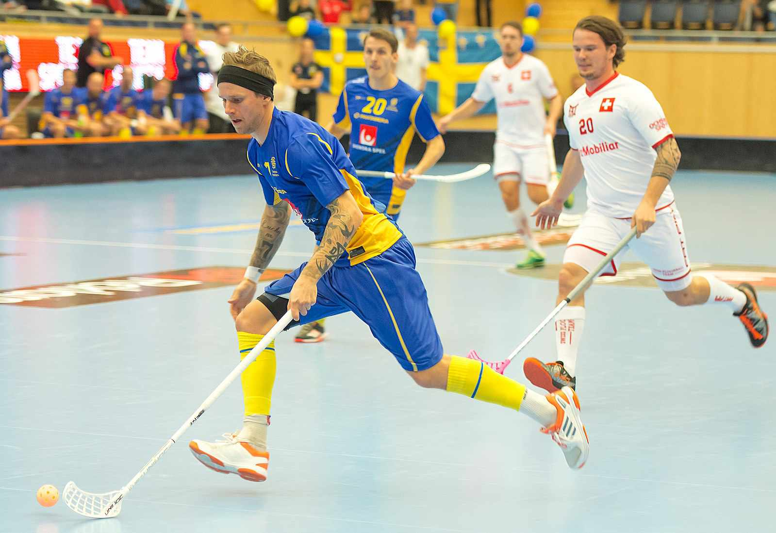 Floorball Action 3