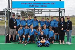 Grand Final Winners 2021