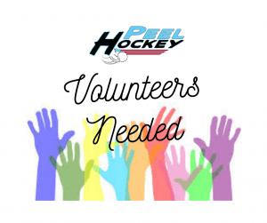 Volunteers Needed Agm